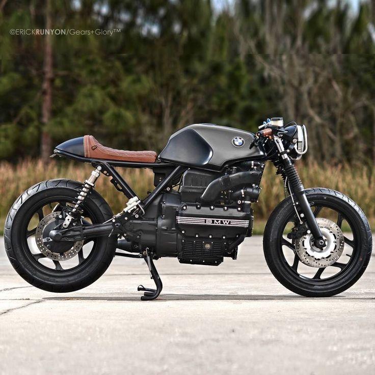 Bmw K75 Cafe Racer Cafe Racer Design Cafe Racer Bikes Bmw Cafe