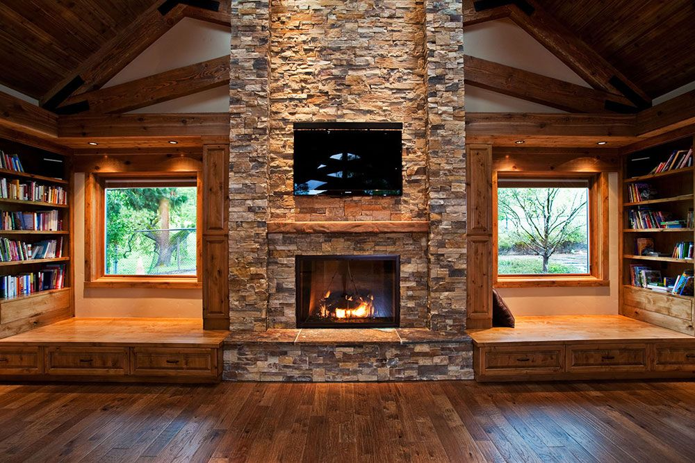 Modern And Traditional Fireplace Design Ideas (45 Pictures) | Kamin ...
