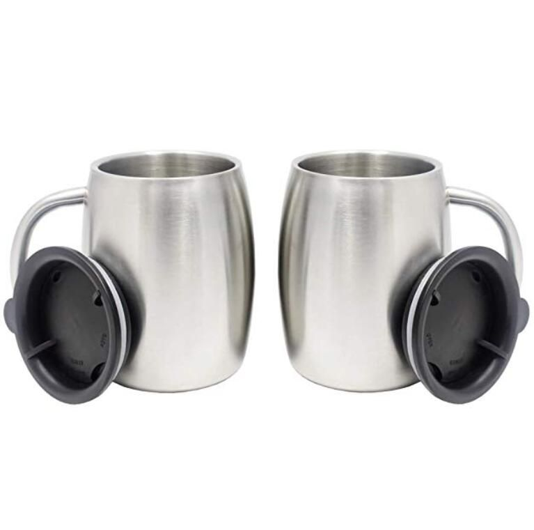 Stainless Steel Coffee Mug Dishwasher