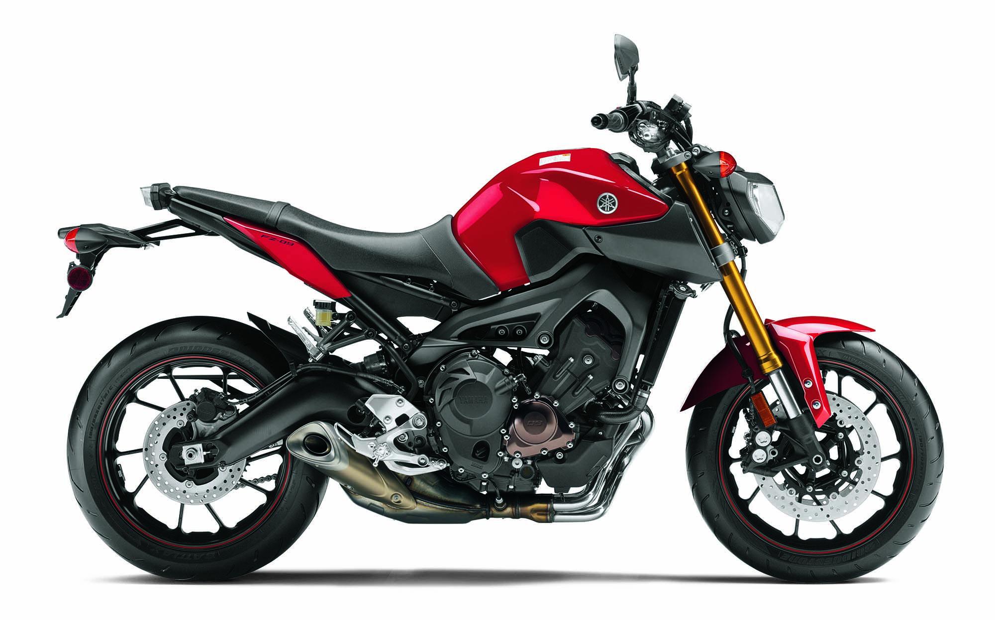 Moto yamaha scrambler cars motorcycles bobber forward mt09 yamaha - 2014 Yamaha Fz 09 Three Cylinders Of Naked