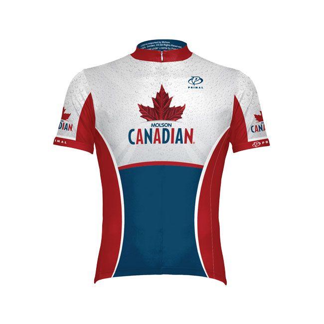 Molson Canadian 2015 Cycling Jersey  b29b3d35e