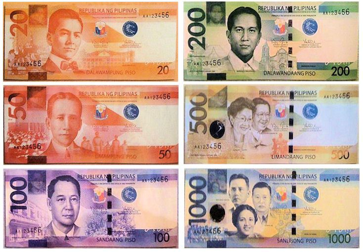 Currency Of The Philippines Is Peso