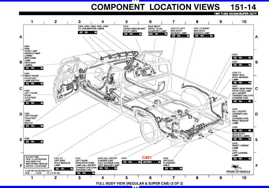 Ford F250 Wiring Diagram For Trailer Light Http Bookingritzcarlton Info Ford F250 Wiring Diagram F Electrical Wiring Diagram Electrical Troubleshooting F150