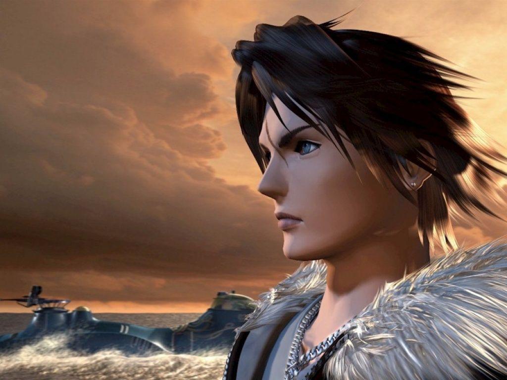 Squall Leonhart Final Fantasy Characters Final Fantasy