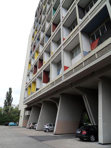 Corbusierhaus Ix