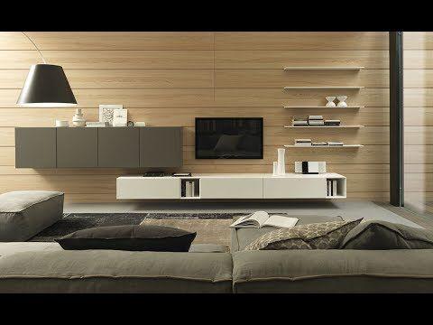 YouTube | tv wall design | Pinterest | Lcd panel design, Tv units ...