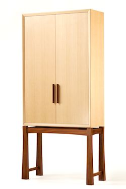 Tall Cabinet In Ash