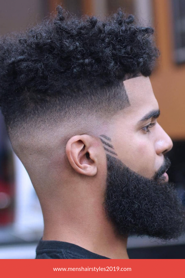 Men S Short Haircuts 2019 73 Men S Hairstyle Trends Insta Gallery Styling Hacks Updated Weekly Inc Skin Mid Fade Haircut Curly Hair Styles Curly Hair Men
