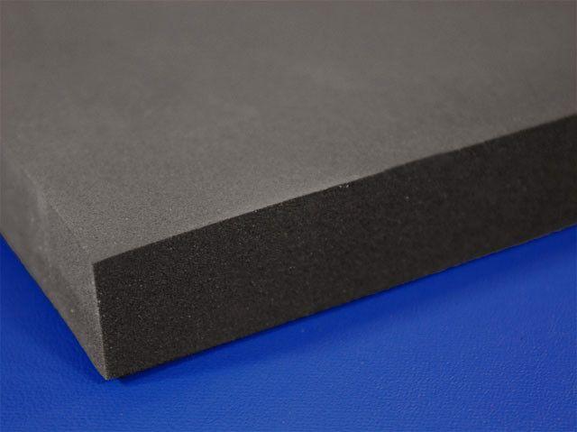 "Professional 2/"" X 36/"" X 72/"" Upholstery Foam Cushion Medium Density"