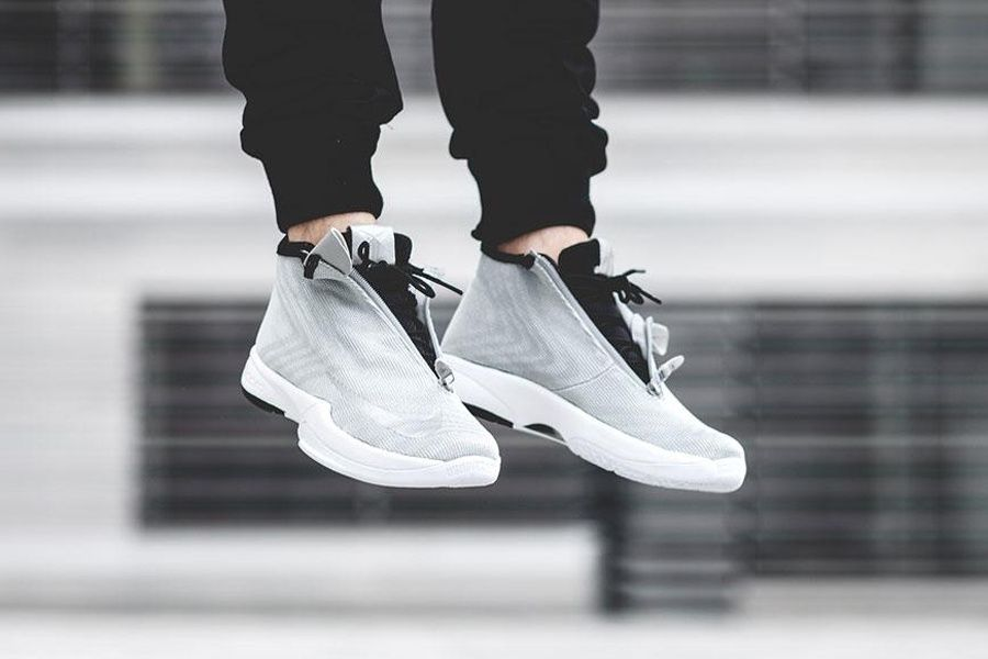 An On-Feet Look At The Nike Zoom Kobe Icon Metallic Silver