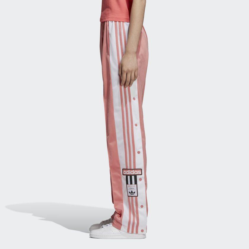 adidas Originals ADIBREAK PANT tactile rose | Pantaloni
