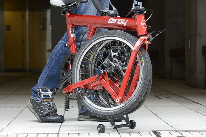 Birdyコロコロ 折りたたみ自転車 ミニベロ専門店 Green Cycle Station 折りたたみ自転車 自転車のデザイン 自転車
