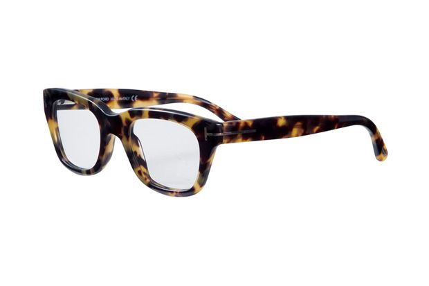 "Tom Ford ""Singleman"" Glasses. My waiter in New York had these and I've been obsessed ever since. Love em!"