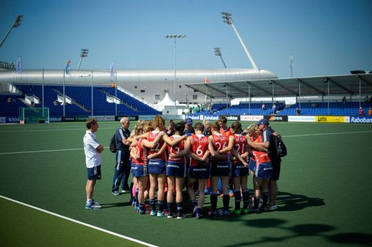 England's Rabobank Hockey World Cup 2014 fate was sealed today as Jason Lee's side fell to a 4-1 defeat at the hands of South Africa. The re...