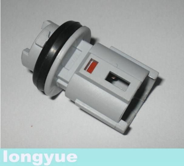 longyue 2pcs universal T10 turn light socket for Halogen led lamp pigtail connector holder