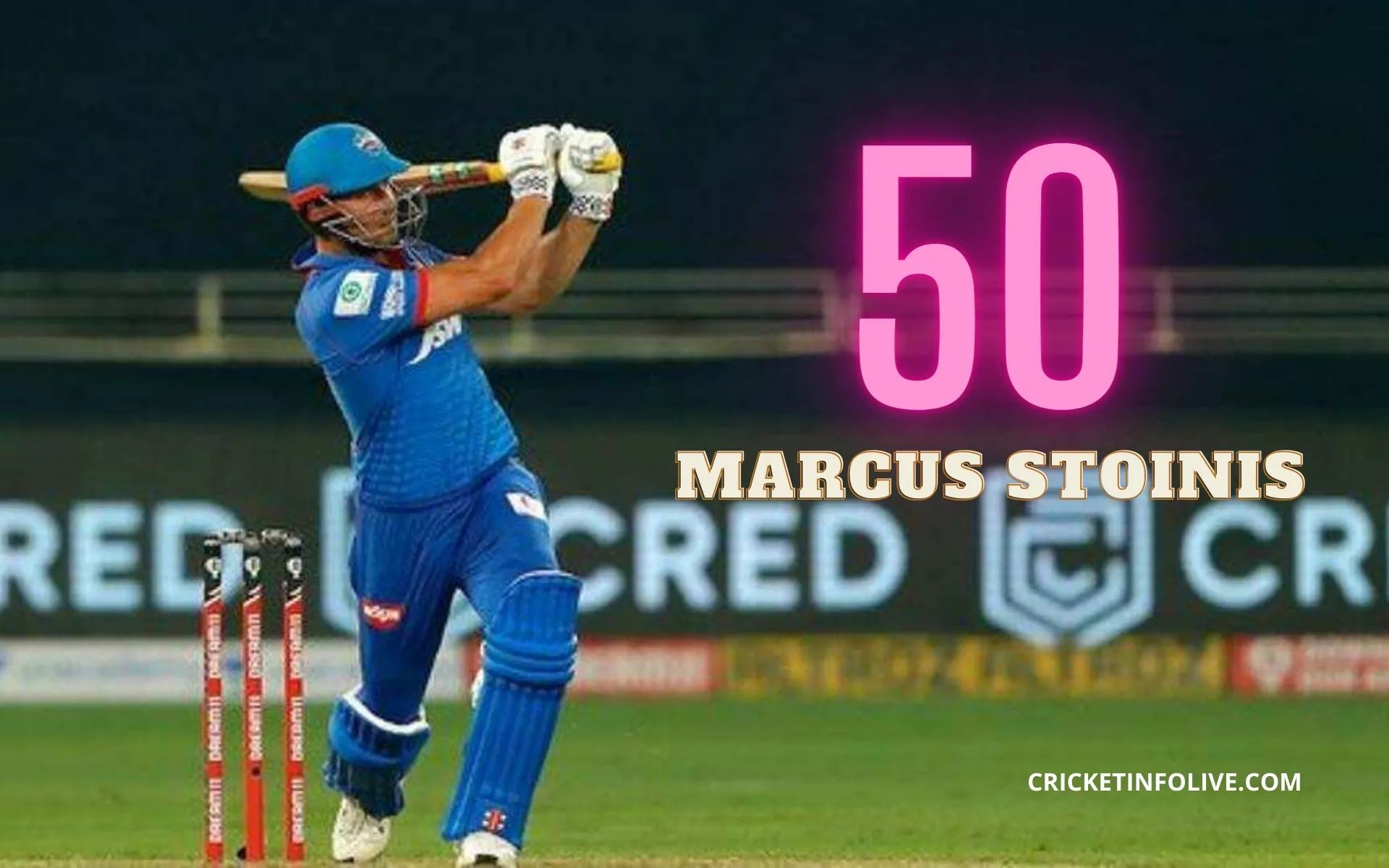 IPL 2020 | KXIP Vs DC | A Magnificent Fifty By Marcus Stoinis