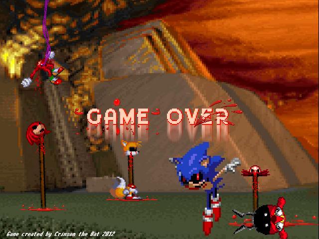 Sonic exe скачать торрент pc