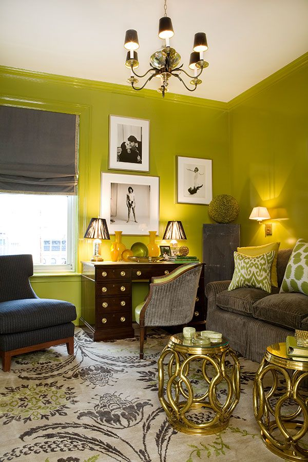 30 Colorful Living Room Design For Charming Look | Interior colors ...