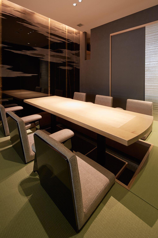 日本料理 ささら庭 #japanese #modern #ideas #interior