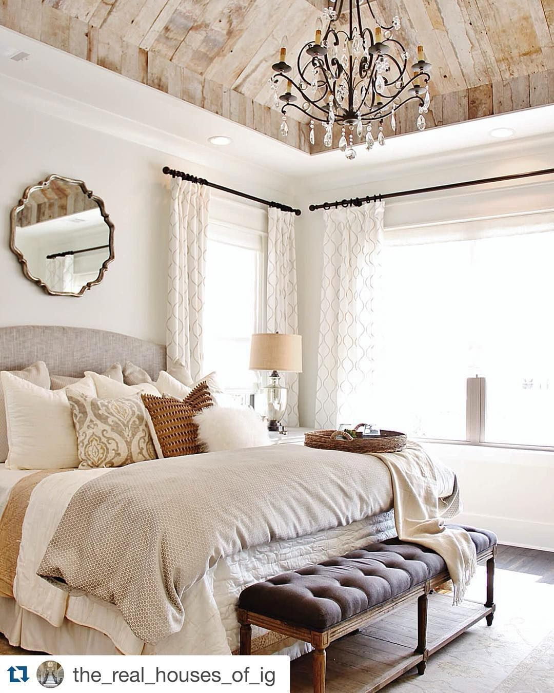 Choose Soft Muted Cozy Colors When Picking Your Bedroom Color Palette It