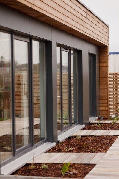 maison-ossature-bois-booa Maison en 2018 Pinterest Wooden