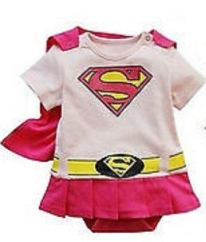 d2d8df5f8 Free Ship 4 sets New Baby Boy Girl Super Girl Romper Superman Romper with Dress  Smock Animal Jumpsuits Infant Wears