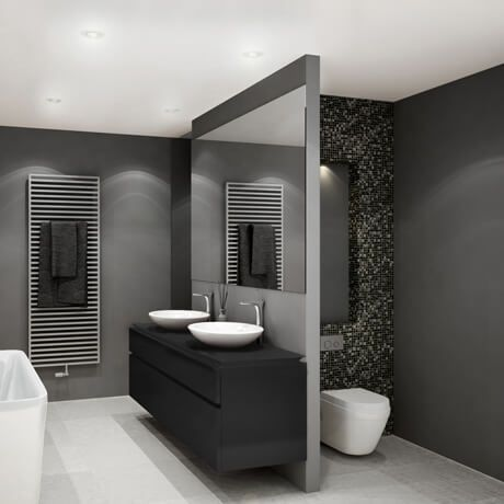Complete badkamers Warmteservice heeft voor u complete badkamers ...