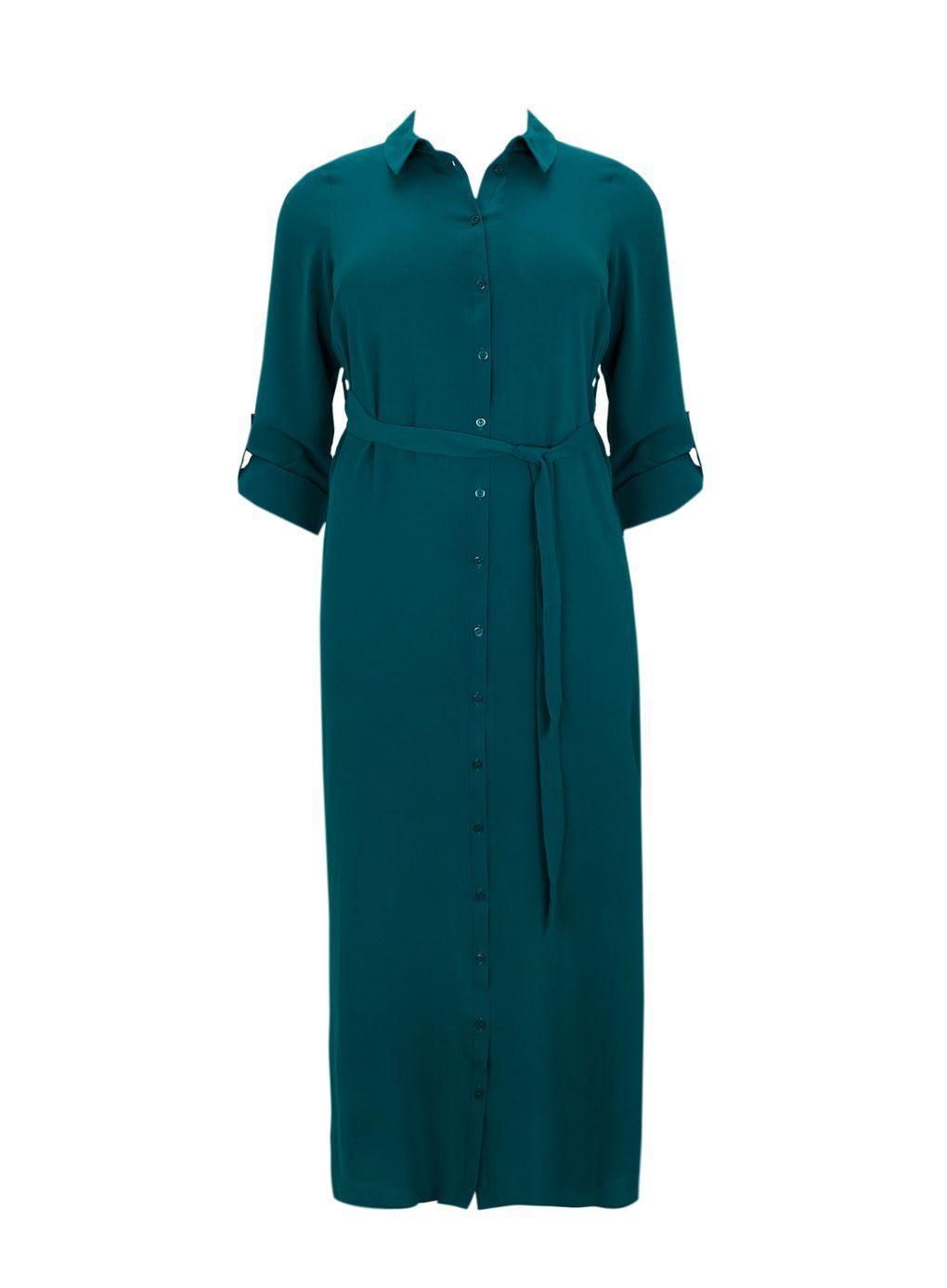 db3ba1f7a814 Carousel Image 0 Maxi Shirts, Maxi Shirt Dress, Teal Shirt, Dress Up Boxes