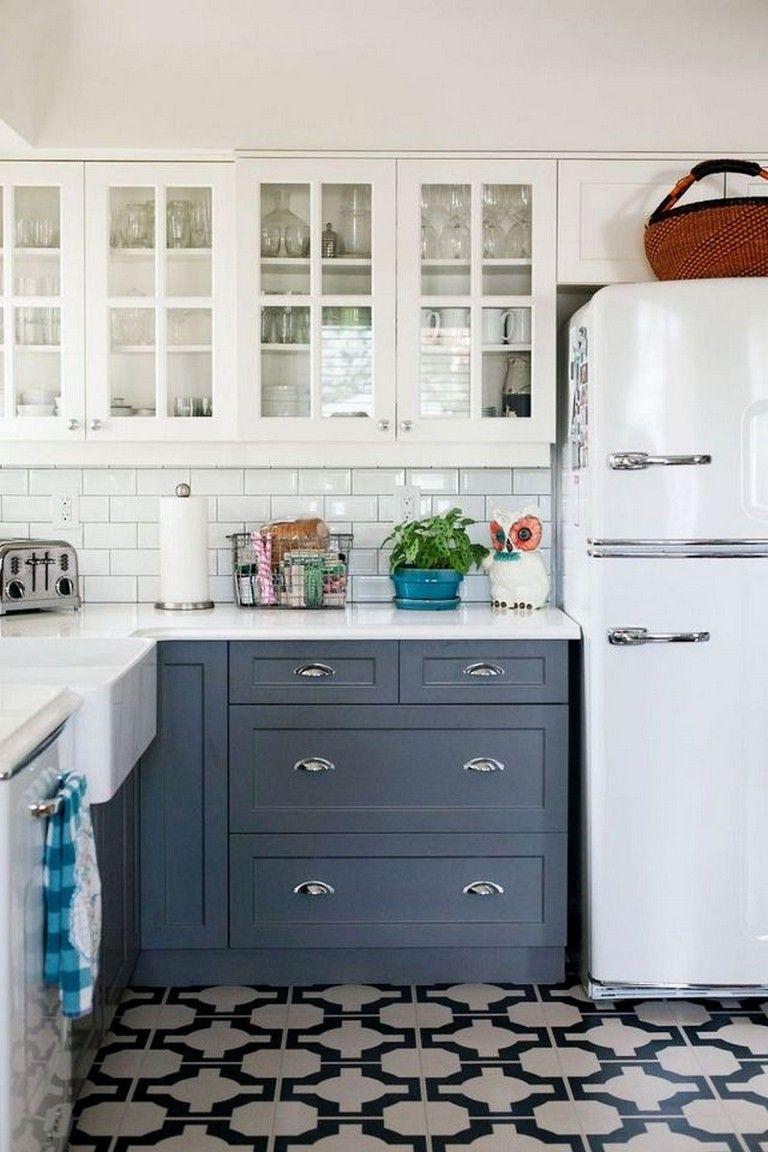 60 Incredible Kitchen Tile Floor Design Kitchendesign