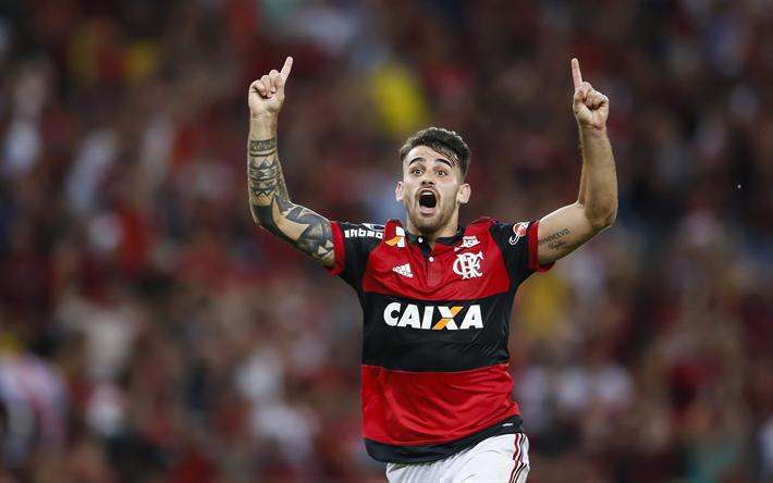 Download Wallpapers Felipe Vizeu 4k Brazilian Serie A