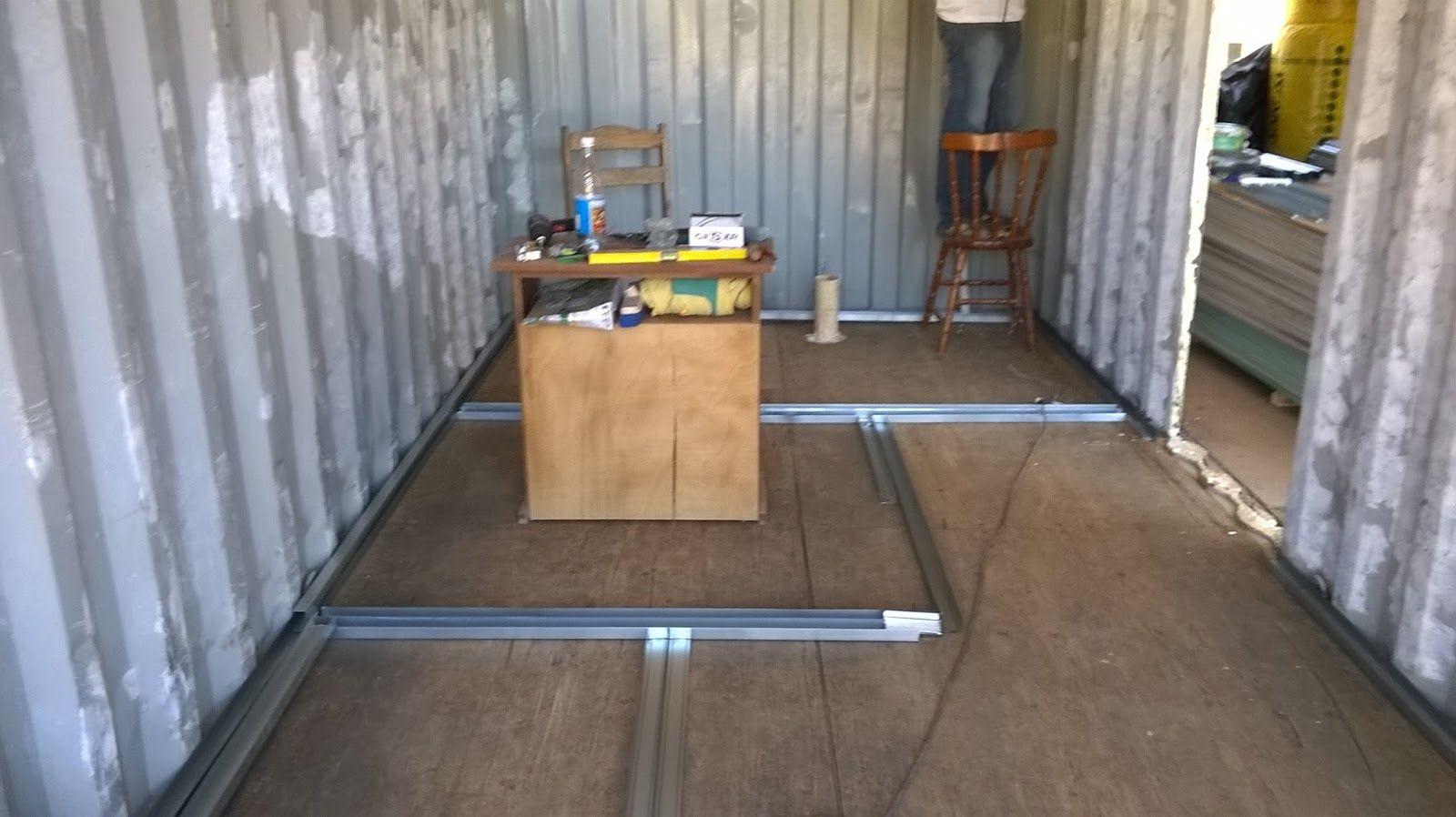 Resultado de imagem para drywall container