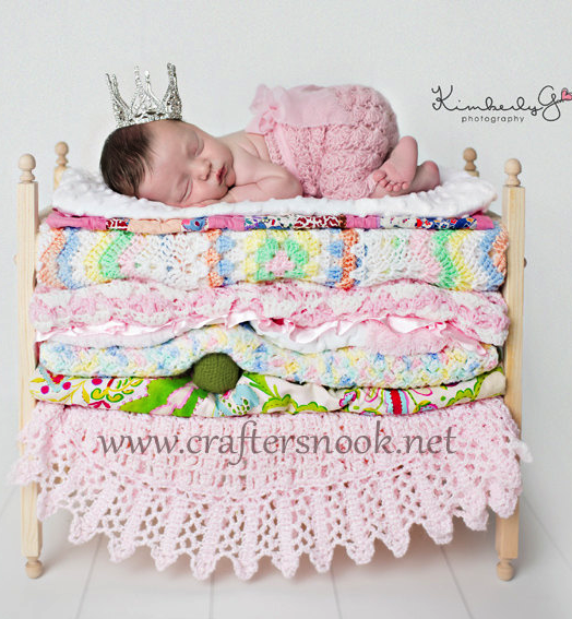 The Perfect Photography Prop For The Princess And The Pea Theme A