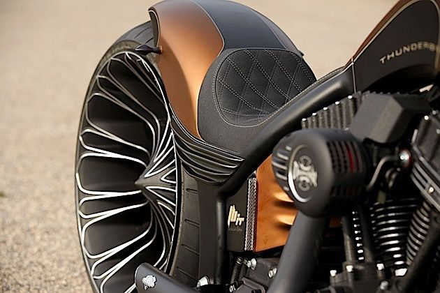 Production R Motorcycle By Thunder Bike With Images Custom