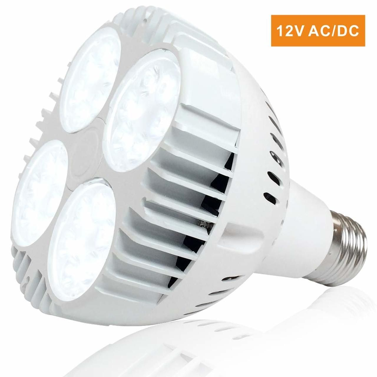 12v 35w Led Swimming Pool Light Bulb 3600lm 6000k Daylight White In 2020 Pool Light Swimming Pool Lights Led Pool Lighting