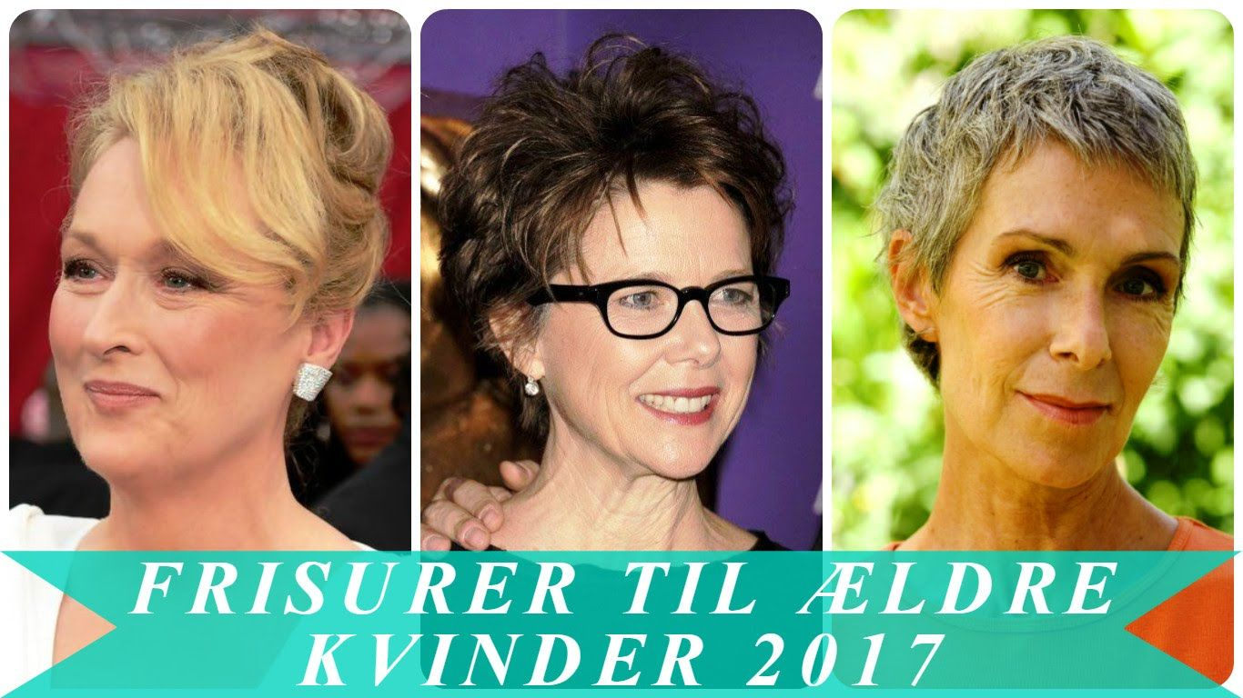 hårmode 2017 kvinder