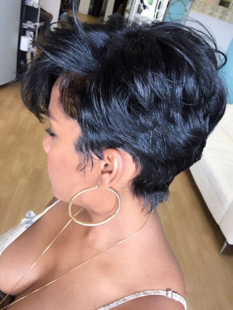 Pintrest short hairstyles short haircuts shorthaircuts for black