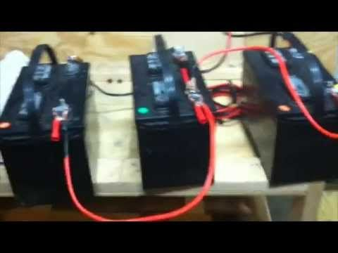 Adding More Batteries To A Mobility Scooter Youtube Rv Battery Rv Solar Batteries