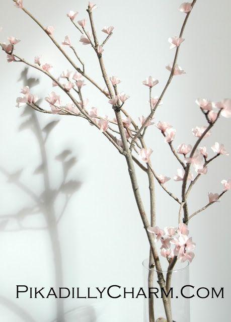 How To Draw A Cherry Tree Cherry Tree Tattoos Tree Drawing Blossom Tree Tattoo