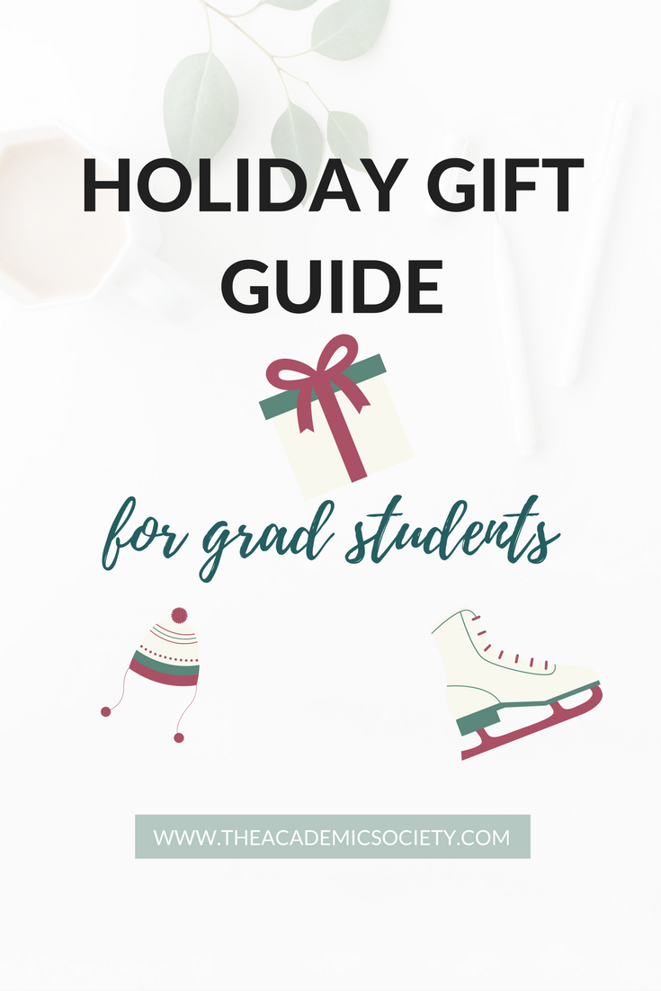 Grad student christmas gift ideas