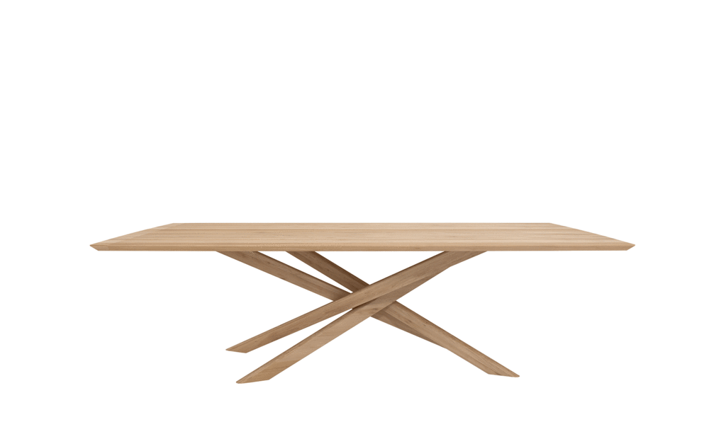 Ethnicraft Mikado Dining Table Dining Table Oak Dining Table Ethnicraft