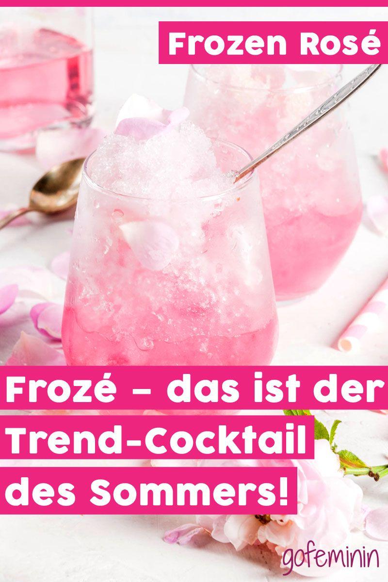 Photo of Frozen Rosé: Diese 3 Frosé-Rezepte sind perfekt für den Sommer
