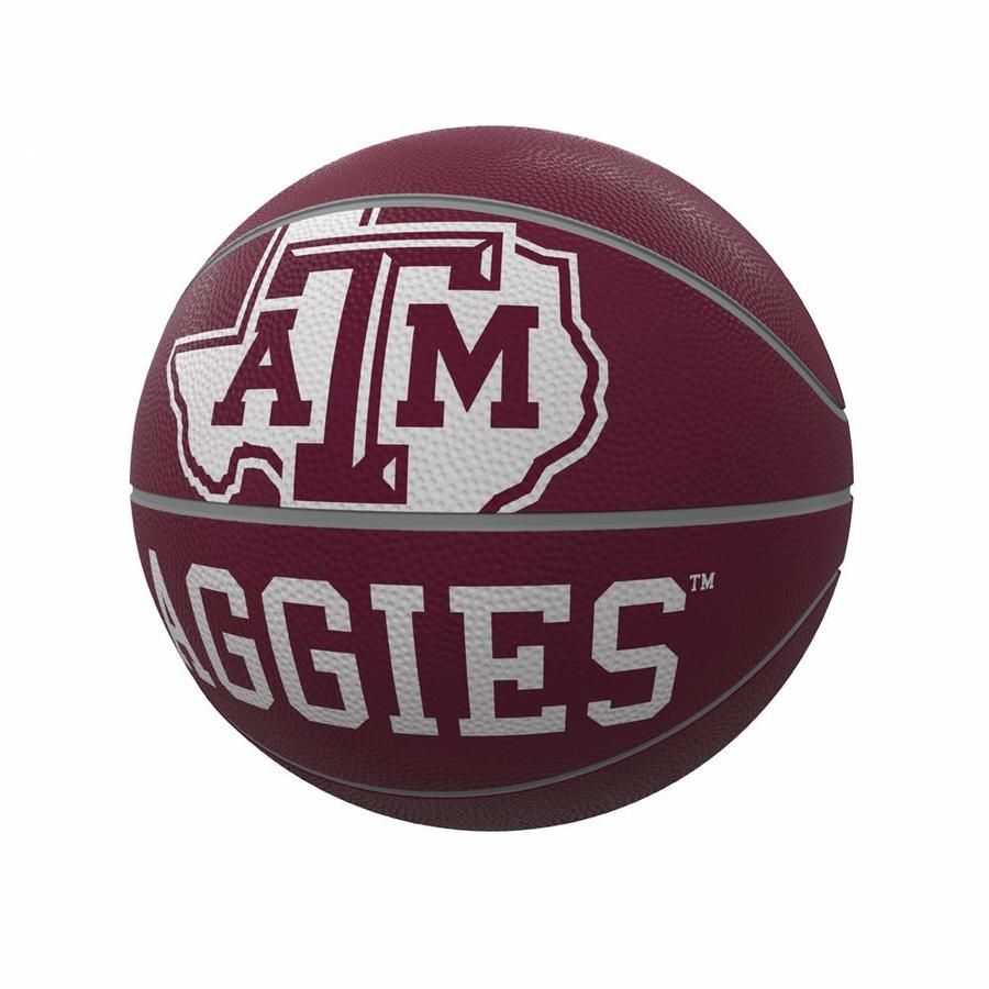 Logo Brands Texas A M Mascot Official Size Rubb Lowes Com In 2020 Aggies Mascot Logo Brands Basketball