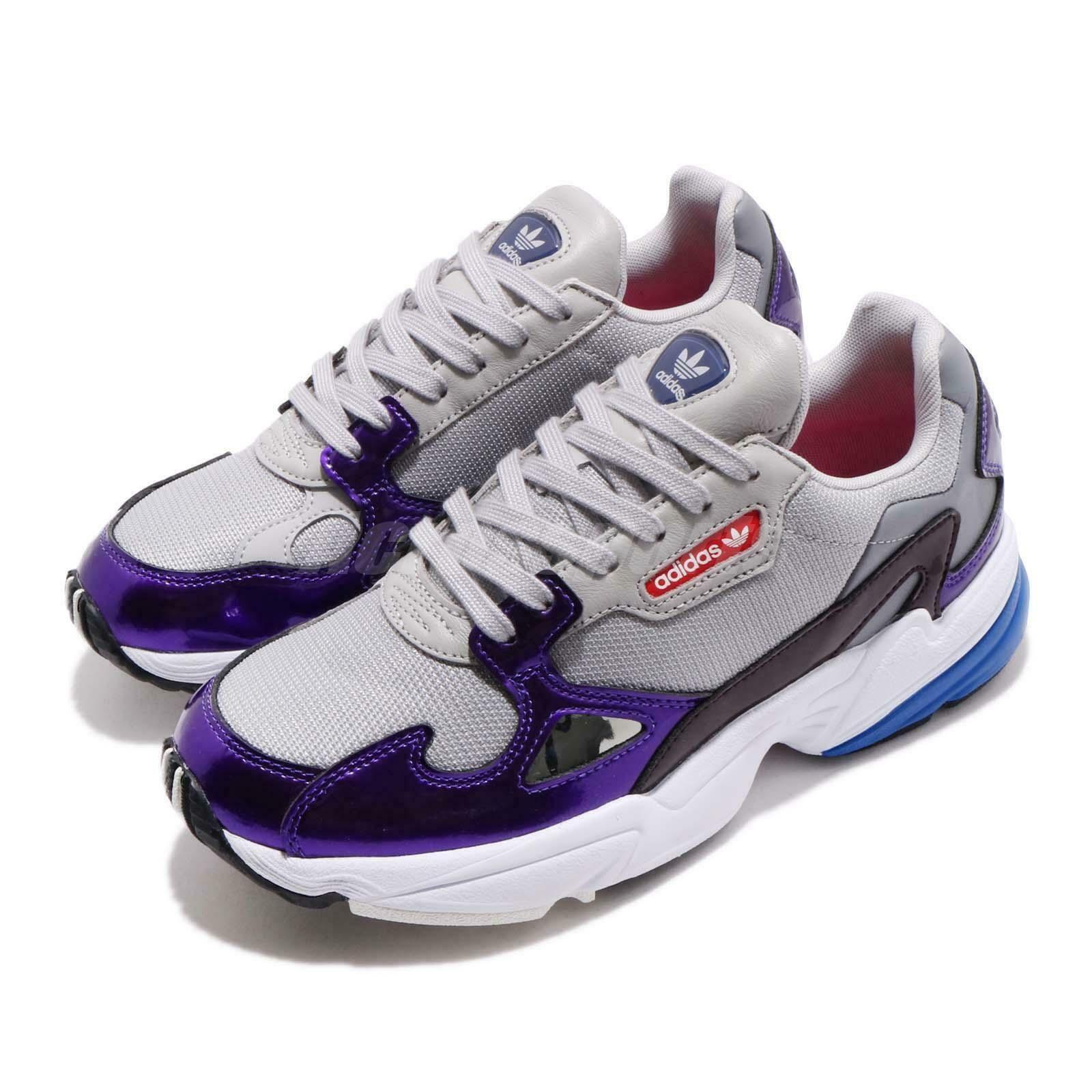 adidas Originals Falcon Grey Purple