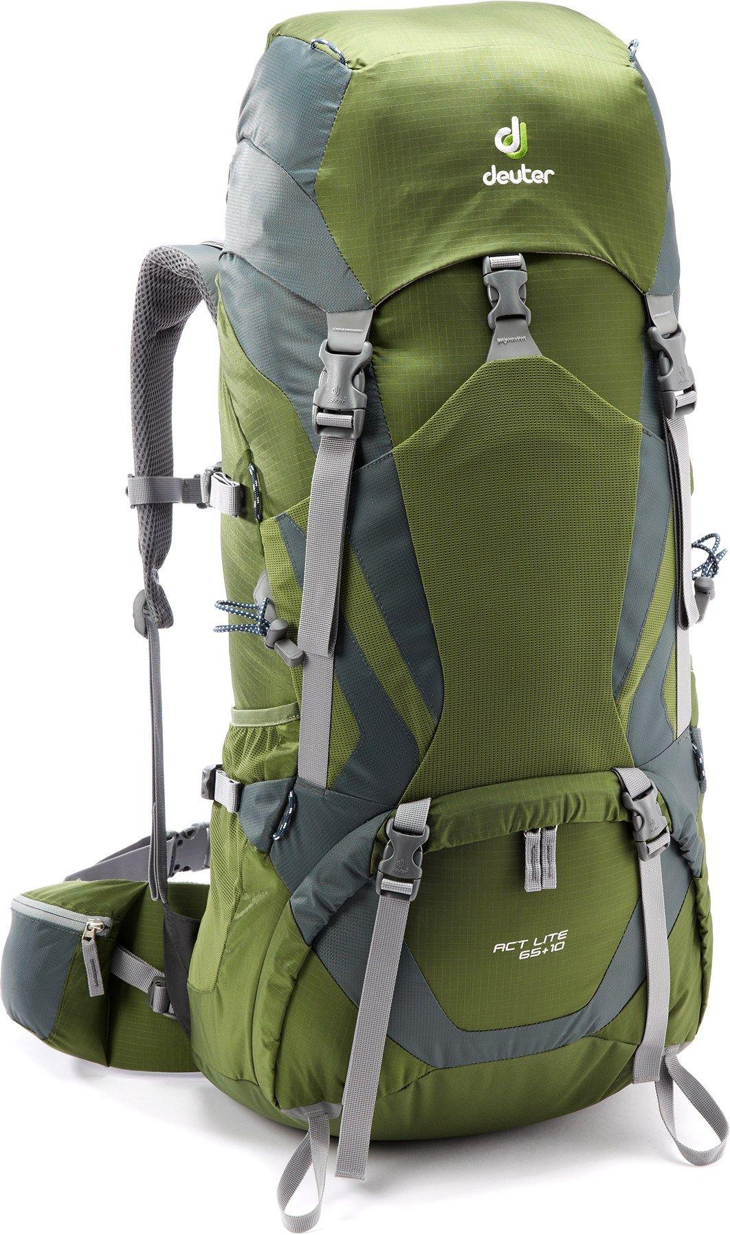 Deuter Act Lite 65 10 Pack Men S Camping Equipment Rental Backpack Brands Backpacking Travel