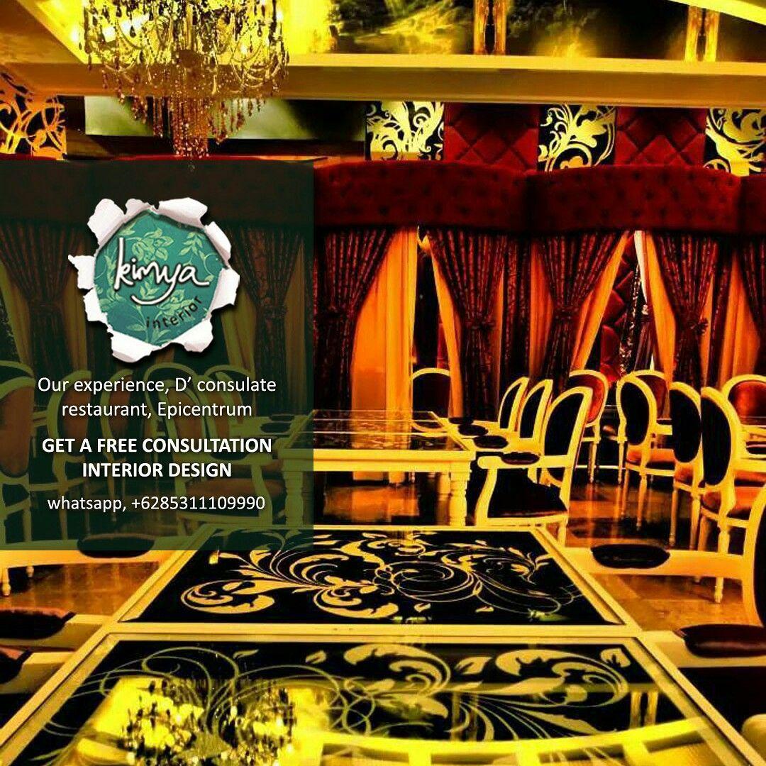Our Classic Interior Project Design And Construction. Du0027consulate  Restaurant, Epichentrum, Jakarta