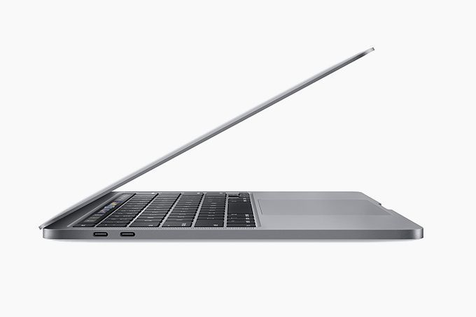 Apple Enhances Its 13-Inch Macbook Pro With A 10th Gen Processor And M