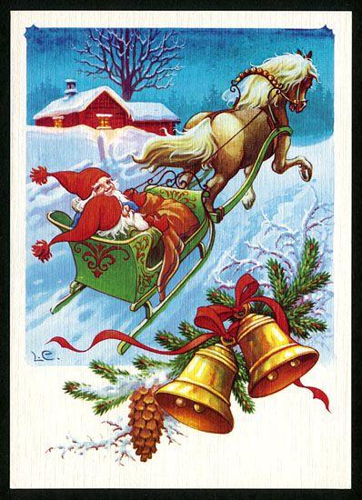 God Jul.....Tomtes,or Nisse. | Christmas ephemera ...