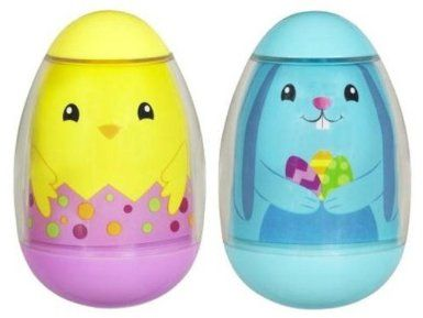 Amazon playskool weebles spring basket 2 pack bunny and amazon playskool weebles spring basket 2 pack bunny and chick easter gifts for kidseaster negle Gallery