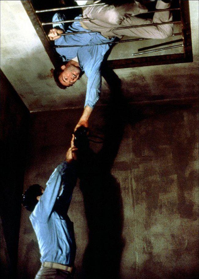 Escape From Alcatraz Clint Eastwood Movie Scenes Alcatraz