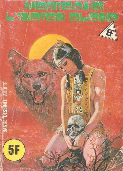 Cover for Hors-Série Bleue (Elvifrance, 1974 series) #A12